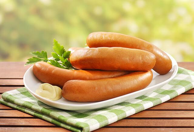 Salsicha Bockwurst
