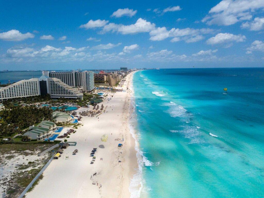 Cancún, no México