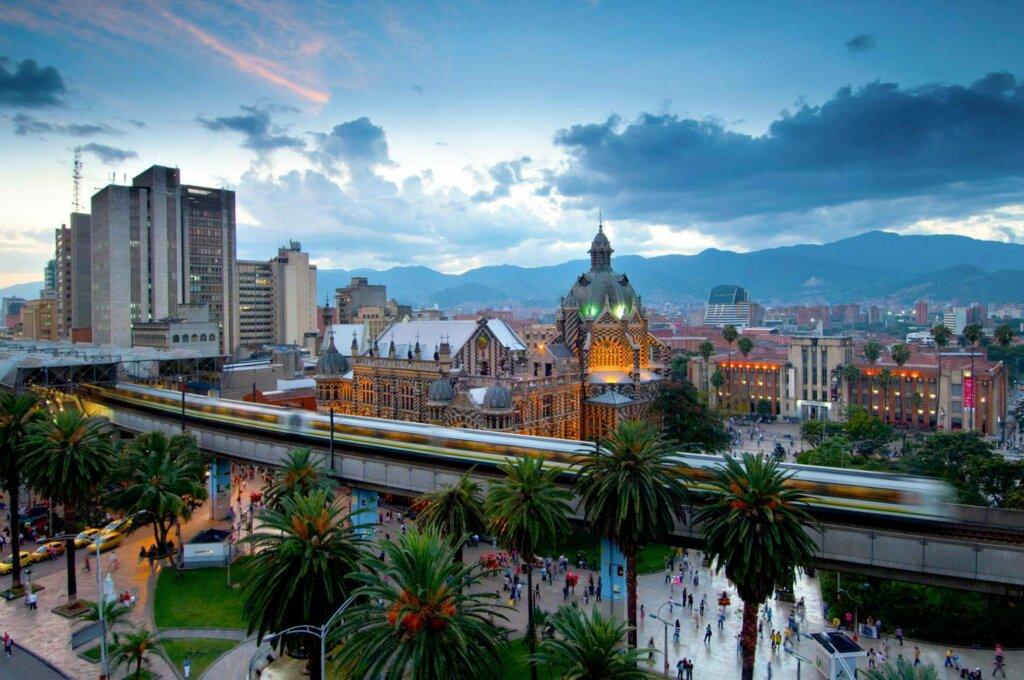 Medellín, na Colômbia